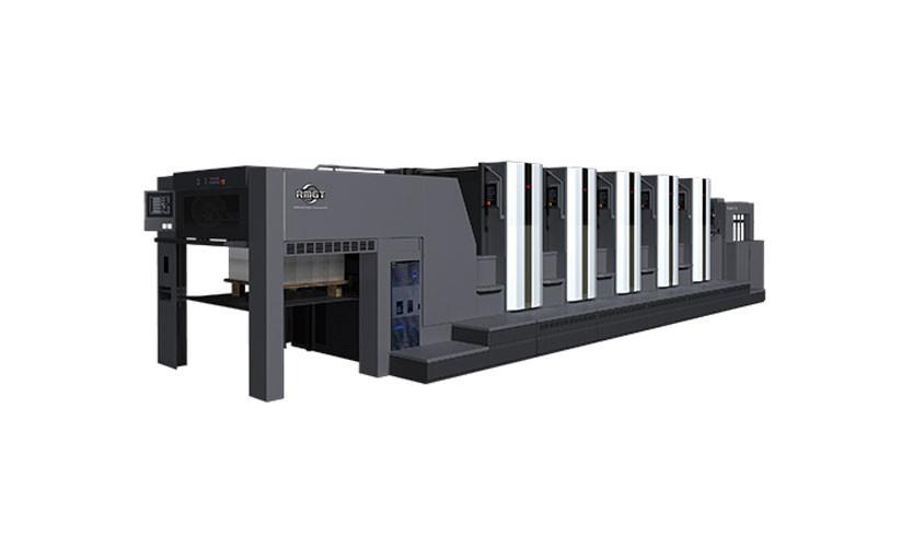 Типография «Константа» приобрела листовую офсетную машину RMGT