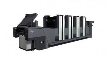 Компания «Терра Системы» продала офсетную машину RMGT 760ST-4 и машину для разделения заготовок Yoco SM920