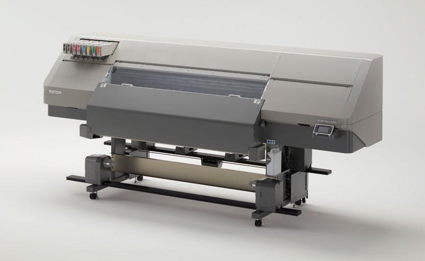 Ricoh выпустила новые широкоформатные латексные принтеры Pro L5100e с дополнительными цветами