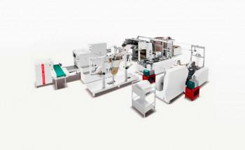 Компания «Европак» приобрела четыре машины Ruizhi для изготовления бумажных пакетов