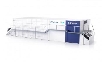 Screen анонсировала PacJet FL830 – цифровую машину на водных чернилах для печати гибкой упаковки