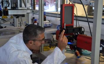 Лаборатория по тестированию УФ-чернил Siegwerk