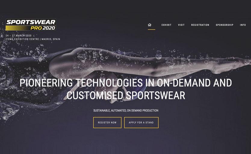 FESPA запускает выставку спортивной одежды