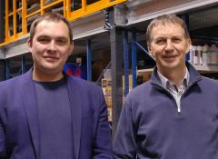 Янис Зирнис (Janis Zirnis), менеджер по развитию бизнеса и Гюнтис Кронбергс (Guntis Kronbergs), управляющий директор Starlett