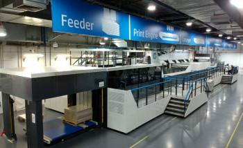The BoxMaker стала первым в мире владельцем двух промышленных ЦПМ HP PageWide C500 Press