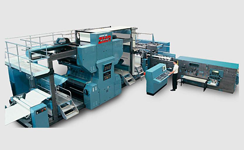 Производитель офсетных печатных машин Timsons возобновит работу