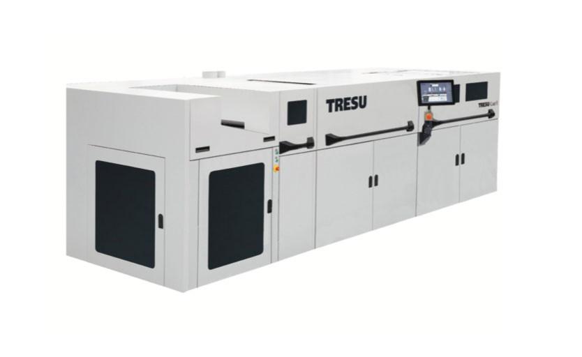 Лакировальная машина Tresu iCoat II