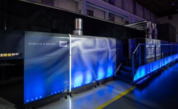 Цифровая печатная машина VariJET 106 от Koenig & Bauer Durst