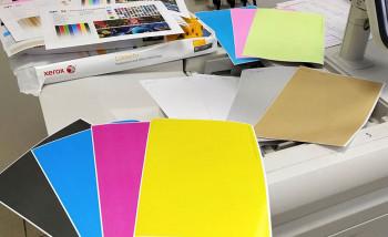 В типографии «Вусович и К» установлена первая в России ЦПМ Xerox Versant 180 Press с опцией Adaptive CMYK+