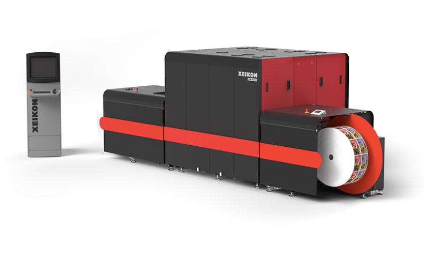 Xeikon анонсировала новую этикеточную ЦПМ PX30000