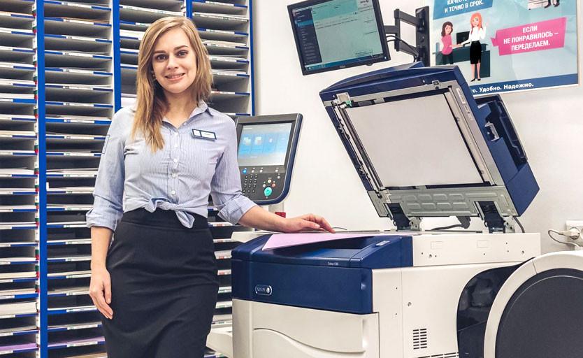 Питерская сеть копицентров OQ получила две ЦПМ Xerox в рамках услуги XPPS