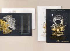 Образцы продукции, отпечатанные на ЦПМ Versant 180 с пакетом Xerox Adaptive CMYK+