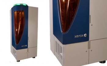 Xerox Direct to Object Inkjet Printer – струйная машина для прямой печати по 3D-предметам