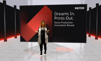 Xerox представила девять новых продуктов и опций для своих ЦПМ