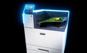 Xerox выпустила VersaLink C8000W — принтер формата А3 с белым тонером