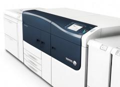 В Рыбинском полиграфическом колледже установлена ЦПМ Xerox Versant 3100 Press