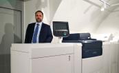 В Библиотеке им. Маяковского установлена цифровая печатная машина Xerox Versant 280 Press