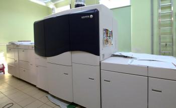 Xerox iGen 150 и Nuvera 144 EA запущены в Санкт-Петербурге