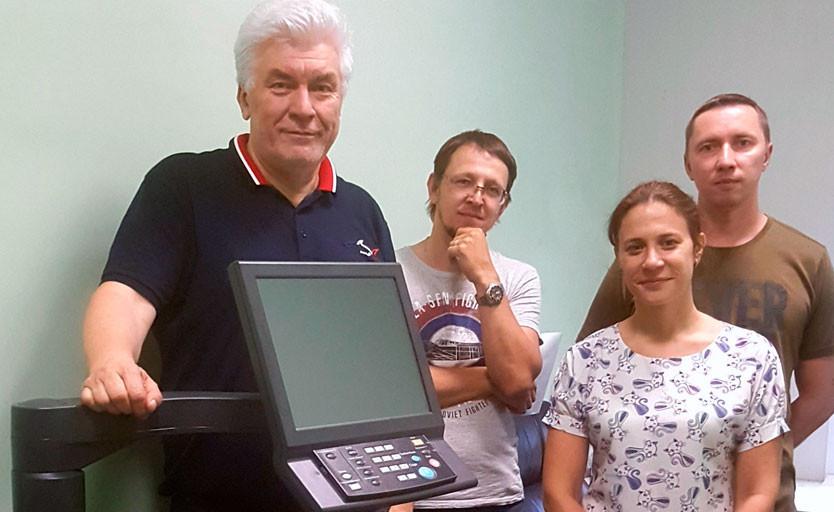 Ярославский печатный двор купил ЦПМ Konica Minolta за баллы