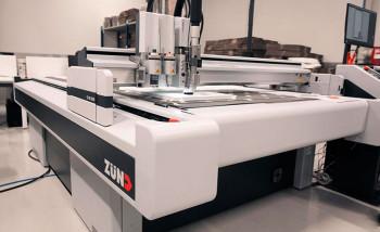 В типографии ISBC-Print запущен режущий плоттер Zünd