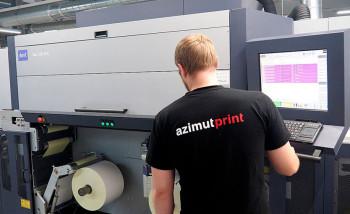 Попасть в струю! Как azimutprint использует струйную печать на производстве
