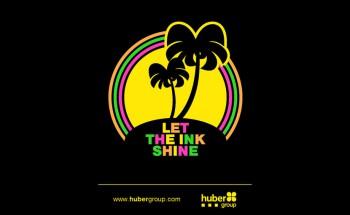 hubergroup улучшила цветовую палитру флуоресцентных красок Pantone Dayglow