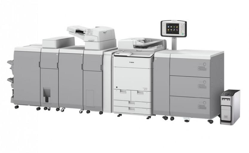 Цифровая печатная машина Canon серии imageRUNNER ADVANCE 75xx