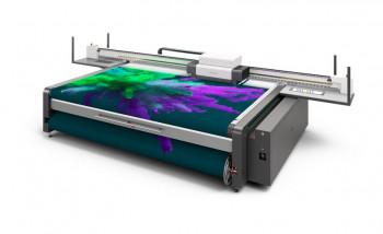 Планшетный УФ-принтер swissQprint Nyala